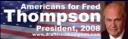 Support FredThompson
